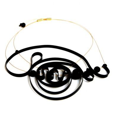Endoplasmic Reticulum necklace