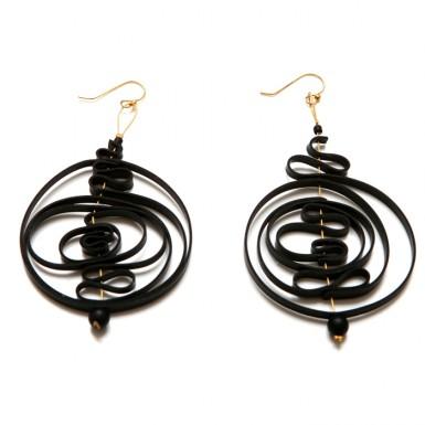 Endoplasmic Reticulum earrings
